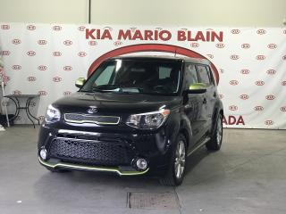 Used 2016 Kia Soul Energy Edition * MAGS * SIEGES CHAUFFANTS * CAMERA for sale in Ste-Julie, QC