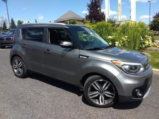 Used 2017 Kia Soul EX Premium * TOIT * BLUETOOTH * CUIR * CRUISE for sale in Ste-Julie, QC