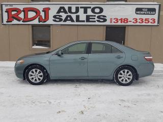 Used 2008 Toyota Camry Hybrid for sale in Hamilton, ON