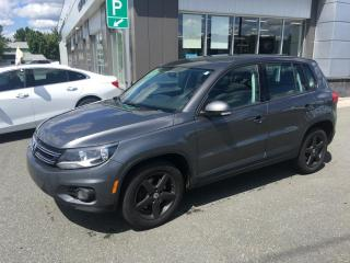 Used 2013 Volkswagen Tiguan 4 portes Trendline 4Motion, boîte automa for sale in St-Malachie, QC