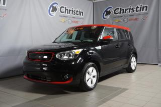 Used 2016 Kia Soul EV LUXURY CUIR NAVIGATION**49171 KM**ELECTRIQUE for sale in Montréal, QC