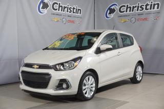 Used 2016 Chevrolet Spark LT SEULMENT**10974 KM**AUTO TOUT EQUIPÉ for sale in Montréal, QC