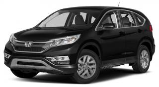 Used 2016 Honda CR-V SE STEERING WHEEL MOUNTED CONTROLS | PUSH BUTTON START | REARVIEW CAMERA WITH DYNAMIC GUIDELINES for sale in Cambridge, ON