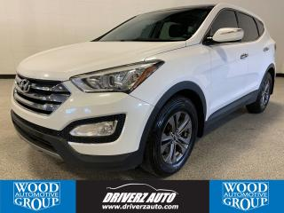 Used 2013 Hyundai Santa Fe Sport 2.4 Luxury AWD, PANORAMIC SUNROOF, LEATHER SEATING for sale in Calgary, AB