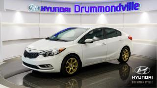 Used 2014 Kia Forte LX PLUS + A/C + GARANTIE + MAGS 16PO + B for sale in Drummondville, QC