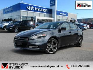 Used 2014 Dodge Dart GT  - $84 B/W for sale in Kanata, ON