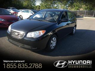 Used 2008 Hyundai Elantra GL + 98 164 KM + A/C + GROUPE É for sale in Drummondville, QC