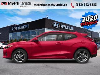 New 2020 Hyundai Veloster Luxury for sale in Kanata, ON