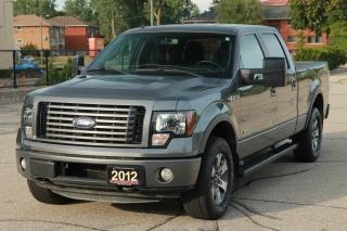Used 2012 Ford F-150 FX4 CERTIFIED for sale in Waterloo, ON