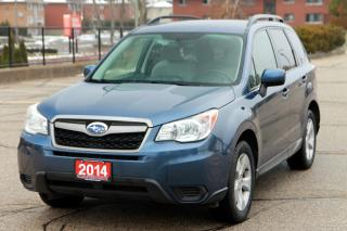 Used 2014 Subaru Forester 2.5i MANUAL | Heated Seats | CERTIFIED for sale in Waterloo, ON