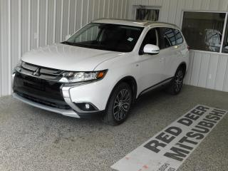 Used 2018 Mitsubishi Outlander GT for sale in Red Deer, AB