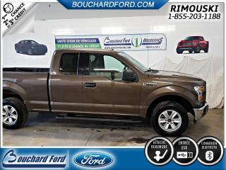 Used 2015 Ford F-150 EXTENDED CAB 4X4 BAS KILO for sale in Rimouski, QC