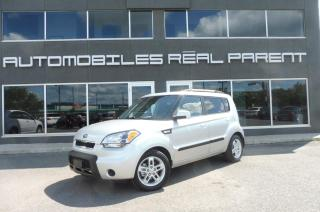 Used 2010 Kia Soul 2.0 2U - GARANTIE - AUTOMATIQUE - AIR CLIMATISÉ - for sale in Québec, QC