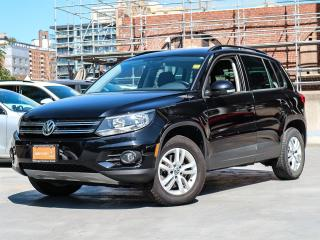 Used 2016 Volkswagen Tiguan for sale in Toronto, ON