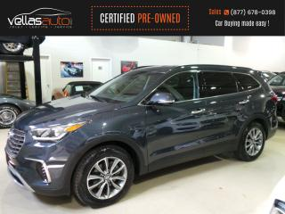 Used 2019 Hyundai Santa Fe XL Preferred PREFERRED AWD| 7PASS| APPLE CARPLAY| HEATED SEATS for sale in Vaughan, ON