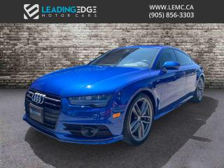 Used 2016 Audi S7 4.0T HUD, Driver Assist for sale in Woodbridge, ON