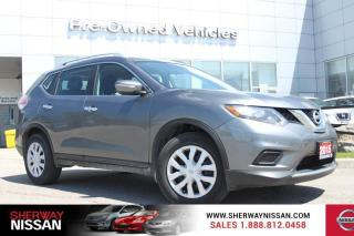 Used 2015 Nissan Rogue for sale in Toronto, ON