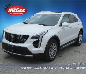 Used 2019 Cadillac XT4 Premium Luxury for sale in Peterborough, ON