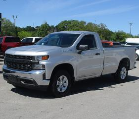 Used 2019 Chevrolet Silverado 1500 Work Truck for sale in Peterborough, ON