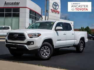 Used 2019 Toyota Tacoma SR5 - BLUETOOTH|BACKUP CAMERA|HEATED SEATS for sale in Ancaster, ON