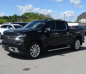 Used 2019 Chevrolet Silverado 1500 High Country for sale in Peterborough, ON
