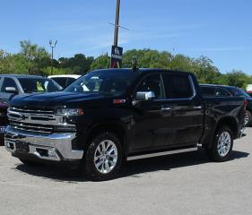 Used 2019 Chevrolet Silverado 1500 LTZ for sale in Peterborough, ON