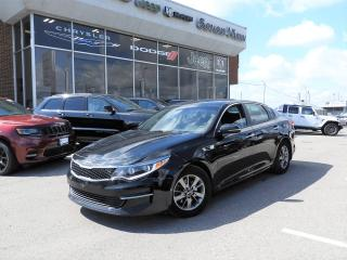 Used 2016 Kia Optima LX ECO Turbo ALUMINUM WHEELS/HEATED SEATS for sale in Concord, ON