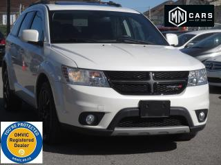 Used 2015 Dodge Journey SXT w/ NAV - DVD - CAM - BLUETOOTH for sale in Ottawa, ON