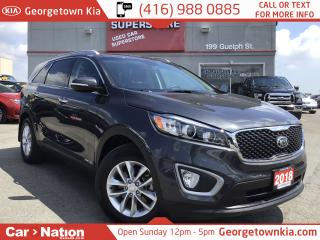 Used 2018 Kia Sorento LX V6 7-Seater AWD| 1 OWNER| 20,507KMS| LIKE NEW for sale in Georgetown, ON