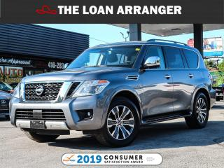 Used 2018 Nissan Armada for sale in Barrie, ON