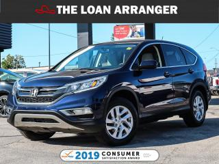 Used 2016 Honda CR-V SE for sale in Barrie, ON