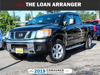 Used 2014 Nissan Titan for sale in Barrie, ON