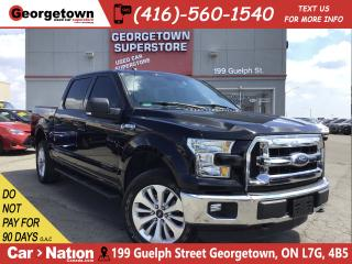 Used 2016 Ford F-150 XLT|5.0 V8|TOW PKG + TRAILER ASSIST|NAVI|BU CAM for sale in Georgetown, ON
