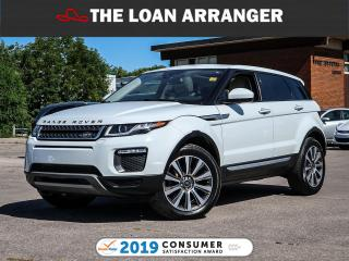 Used 2017 Land Rover Evoque for sale in Barrie, ON
