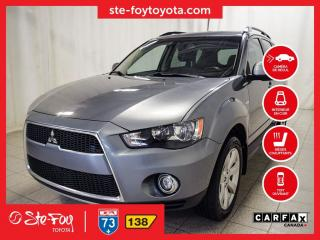 Used 2013 Mitsubishi Outlander ES AWD Cuir, Toit ouvrant for sale in Québec, QC