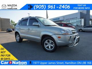 Used 2009 Hyundai Tucson LIMITED | SUNROOF | LEATHER | 4WD | HEATED SEATS for sale in Hamilton, ON