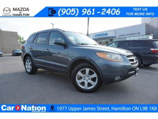 Used 2008 Hyundai Santa Fe LIMITED |AS-TRADED| LEATHER | SUNROOF | 7 SEATS for sale in Hamilton, ON