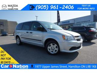 Used 2012 Dodge Grand Caravan SE/SXT SE | STOW N GO | DUAL CLIMATE CONTROL | 7 SEATS for sale in Hamilton, ON