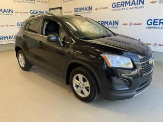 Used 2014 Chevrolet Trax LT -AWD -AC -GR. ÉLECT. -BAS KM for sale in St-Raymond, QC