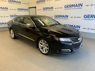 Used 2014 Chevrolet Impala LTZ -V6 3.6L -CUIR -TOIT PANORAMIQUE ET + for sale in St-Raymond, QC