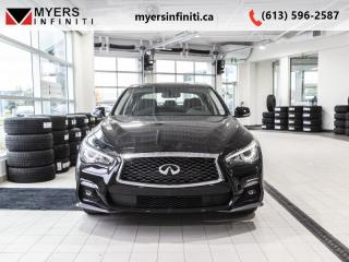 New 2019 Infiniti Q50 for sale in Ottawa, ON