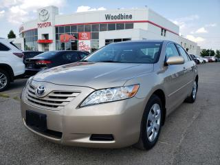 Used 2009 Toyota Camry LOW KM | Dealer Maintained | Local Trade for sale in Etobicoke, ON