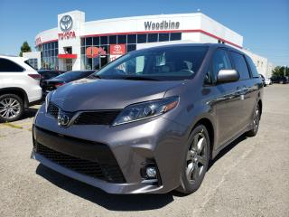 New 2020 Toyota Sienna SE 8-Passenger for sale in Etobicoke, ON