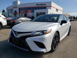 New 2019 Toyota Camry XSE V6 for sale in Etobicoke, ON