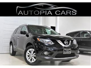 Used 2016 Nissan Rogue SV BLIND SPOT NAVIGATION BACKUP PANORAMIC for sale in North York, ON