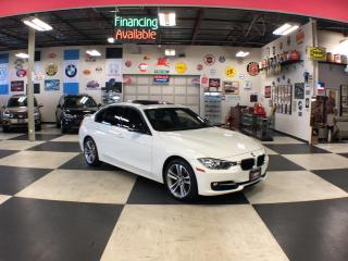 Used 2015 BMW 3 Series 320I X DRIVE SPORT   NAVI PKG AUT0 SUNROOF 90K for sale in North York, ON