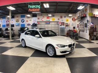 Used 2015 BMW 3 Series 320I X DRIVE LUXURY NAVI PKG AUT0 LEATHER SUNROOF 88K for sale in North York, ON