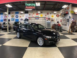 Used 2015 BMW 3 Series 320I X DRIVE LUXURY   PREMIUM PKG AUT0 SUNROOF 81K for sale in North York, ON