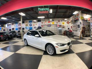 Used 2015 BMW 3 Series 328d XDRIVE DIESEL NAVI PKG LEATHER SUNROOF 107K for sale in North York, ON