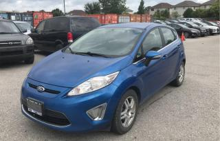 Used 2011 Ford Fiesta 5dr HB SES for sale in Oshawa, ON
